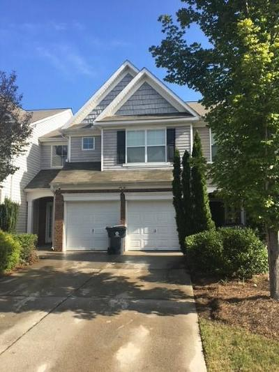 Austell Condo/Townhouse For Sale: 7208 Gold Mine Avenue