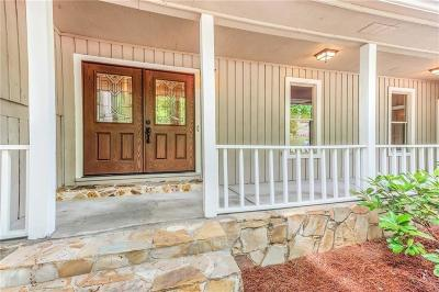 Marietta Single Family Home For Sale: 5241 Deering Trail