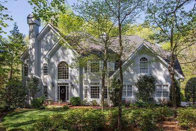 Roswell Single Family Home For Sale: 100 Connemara Road