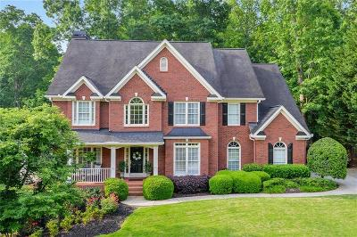 Kennesaw Single Family Home For Sale: 5303 Tallgrass Way