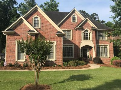 Woodstock Single Family Home For Sale: 3021 Golf Crest Lane