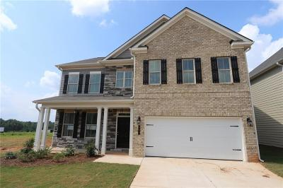 McDonough Single Family Home For Sale: 465 Culloden Moor Drive