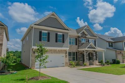 McDonough Single Family Home For Sale: 405 Culloden Moor Drive