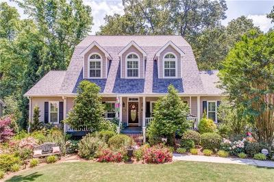 Lawrenceville Single Family Home For Sale: 1050 Presidents Lane