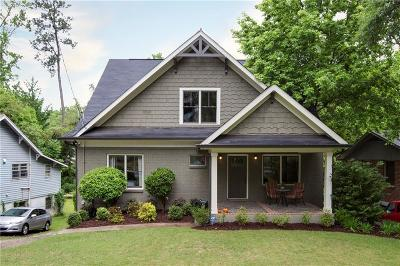 Decatur Single Family Home For Sale: 515 Oakview Road