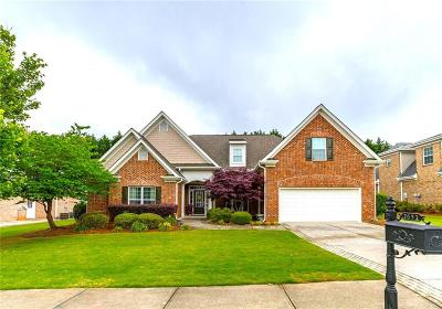 Loganville Single Family Home For Sale: 2652 White Rose Drive
