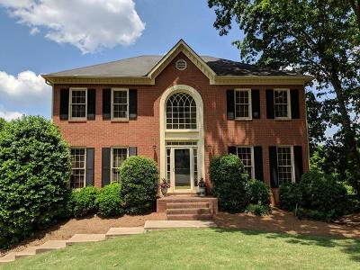 Marietta Single Family Home For Sale: 1351 Linley Trace NE