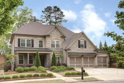 Milton Single Family Home For Sale: 2167 McFarlin Lane