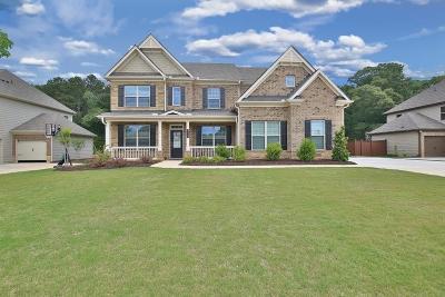 Woodstock Single Family Home For Sale: 213 Birchin Drive