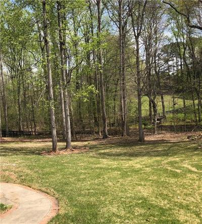 Alpharetta Residential Lots & Land For Sale: 14045 Triple Crown Drive