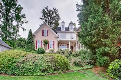 Cobb County Single Family Home For Sale: 5405 Hedge Creek Lane NW