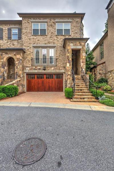 Cobb County Single Family Home For Sale: 2801 Paces Lookout Lane SE