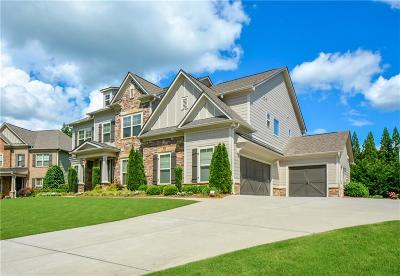 Forsyth County Single Family Home For Sale: 4015 Carbonne Court