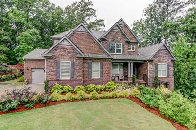 Roswell Single Family Home For Sale: 1190 Mosspointe Drive