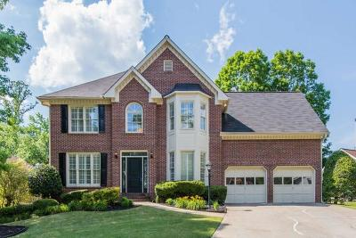 Powder Springs Single Family Home For Sale: 5474 Amity Cove