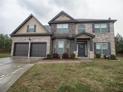 Fairburn Single Family Home For Sale: 885 Belmar Pass