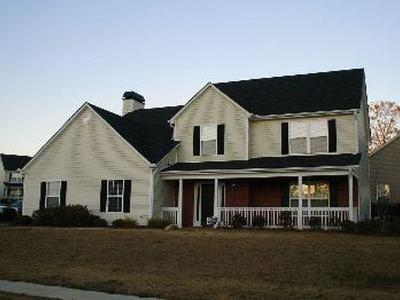 Grayson Single Family Home For Sale: 950 Swan Ridge Court
