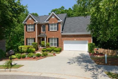 Suwanee Single Family Home For Sale: 3656 Castle View Court