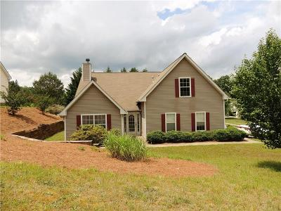 Cherokee County Single Family Home For Sale: 201 Mystic Hollow