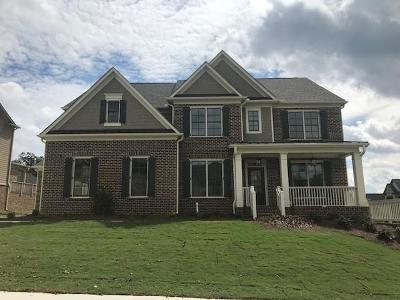 Flowery Branch Single Family Home For Sale: 6704 Bonfire Drive