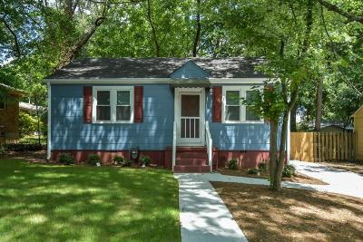 Decatur Single Family Home For Sale: 764 Brown Place