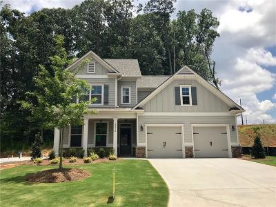 Kennesaw Single Family Home For Sale: 3216 Harmony Hill Trace