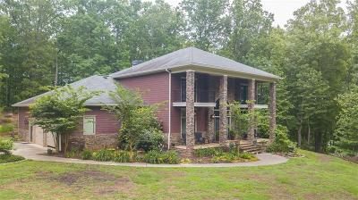 Jasper Single Family Home For Sale: 781 Old Mill White Road