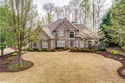 Cherokee County Single Family Home For Sale: 108 Wayfair Overlook Drive