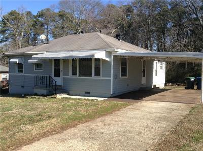 Single Family Home For Sale: 858 Wanda Circle SW