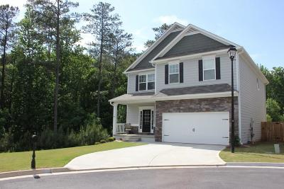 Woodstock Single Family Home For Sale: 1008 Oglethorpe Court