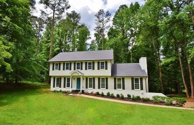 Roswell Single Family Home For Sale: 1010 Applecross Drive