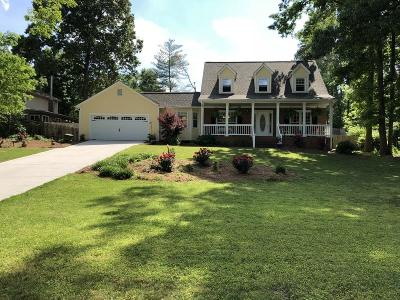 Kennesaw Single Family Home For Sale: 3259 Wetherbyrne Road NW