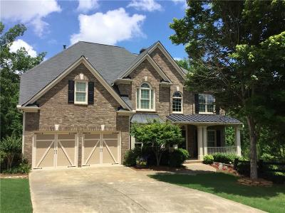 Forsyth County Single Family Home For Sale: 920 Garden Crossing Lane