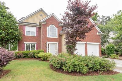 Kennesaw Single Family Home For Sale: 2696 Summerbrooke Drive