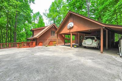 Gainesville Single Family Home For Sale: 3152 Lake Ranch Drive