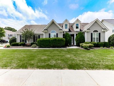 Canton GA Single Family Home For Sale: $284,900