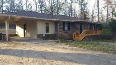 Forsyth County Single Family Home For Sale: 2026 Old Atlanta Road