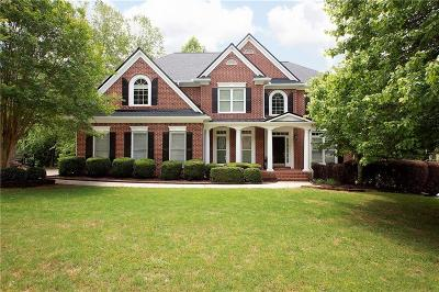 Cherokee County Single Family Home For Sale: 210 Cedarhurst Drive