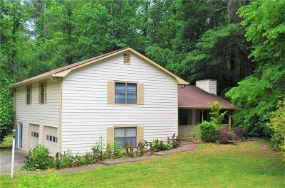 Marietta Single Family Home For Sale: 2209 N Landing Way