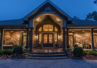 Lumpkin County Single Family Home For Sale: 1180 Ridley Road
