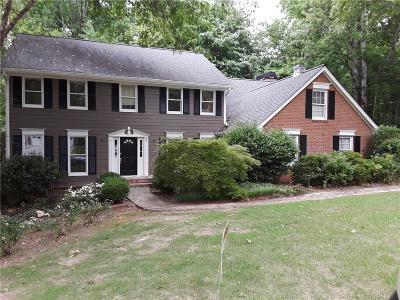 Tucker Single Family Home For Sale: 2556 Midvale Lane
