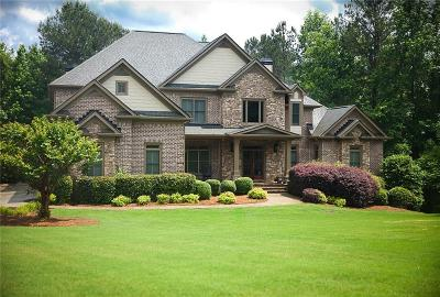Cherokee County Single Family Home For Sale: 407 Arbor Green Court