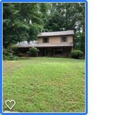 Lithia Springs Single Family Home For Sale: 2016 Dutchess Road