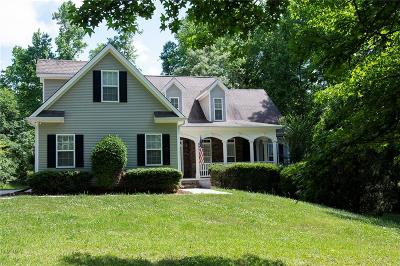 Single Family Home For Sale: 110 Carriage Lane