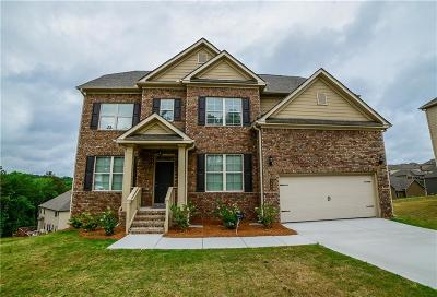 Loganville Single Family Home For Sale: 3835 Spring Place Court
