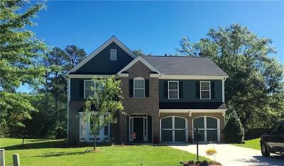 Douglasville Single Family Home For Sale: 97 Oakfield Way