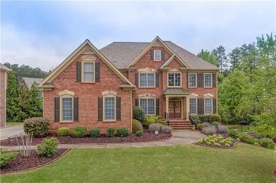 Acworth Single Family Home For Sale: 228 Estates View Drive
