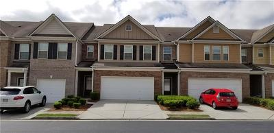 Lilburn Condo/Townhouse For Sale: 3987 Isaac Court