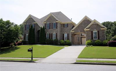 Suwanee Single Family Home For Sale: 3182 Heathchase Lane