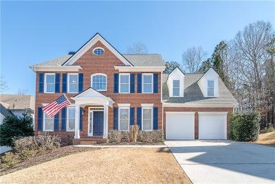 Dacula Single Family Home For Sale: 1489 Mill Grove Court #303